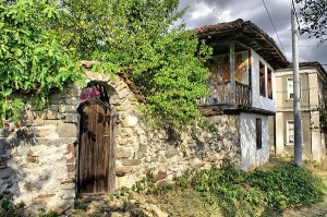 Bulgarian-village